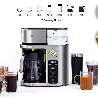 Braun MultiServe Coffee Machine