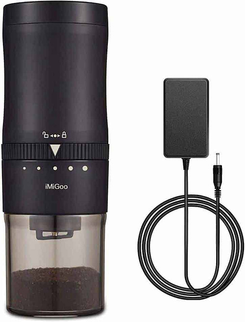 iMiGoo Electric Coffee Grinder