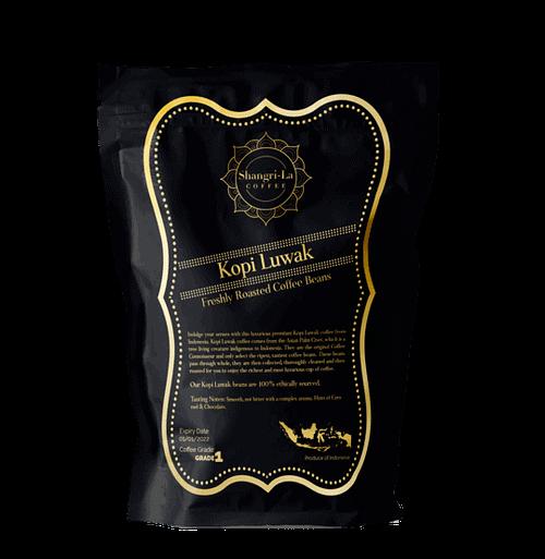 Kopi Luwak Coffee Ground Kopi Luwak 1