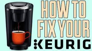 Fixing Keurig Coffee